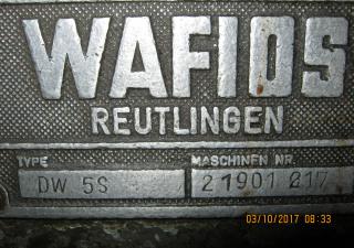 """Wafios SF 23 x 1/2"""""""