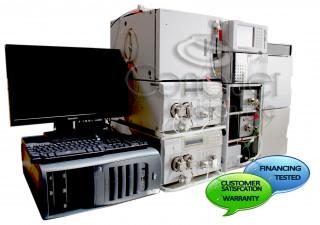 SHIMADZU PREP HPLC SYSTE