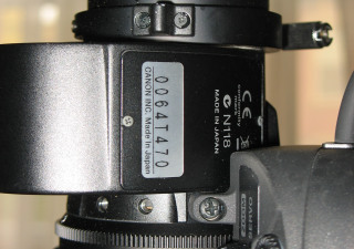 Canon KJ16eX7.7B IRSE