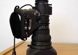 Fujinon  HA18x7.6 BERM-M