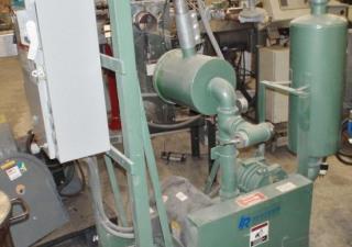 LR Systems RWVL 410 Vacuum