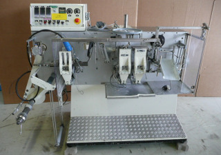 Klockner PV6-D Four-Side-Seal Sachet Filler