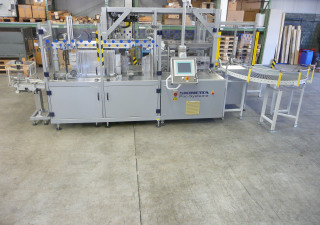 Skinetta Pac-Sy CP145 Case Packer for Carton Bundles