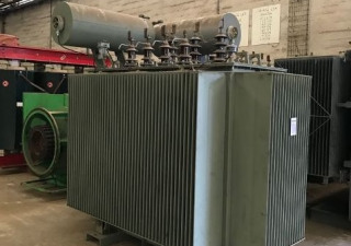 Siemens Tunorma  Oil immersed 3 phase Power Transformer