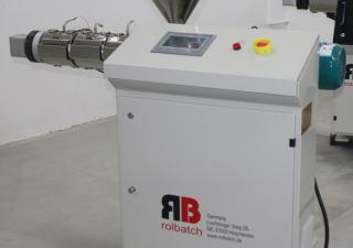 Rolbatch Lab Extruder