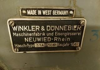 Winkler&Dünnebi 31A