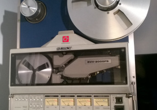 Sony BVH-2000PS