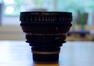 Zeiss CP2 5-Lens set