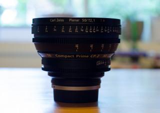 Zeiss CP2 5-Lens set