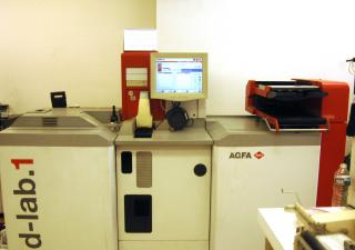 AGFA D-LAB1 ALLAROUN