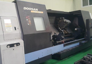 Doosan Puma 800 L with
