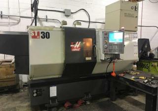 Haas ST-30BBM CNC Tu