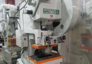 Minster 6 60 Ton OBI Pr