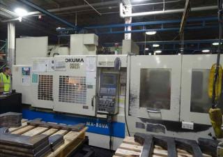 Okuma MX-55VA CNC Twi