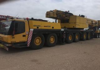 Grove GKM6360 Crane w