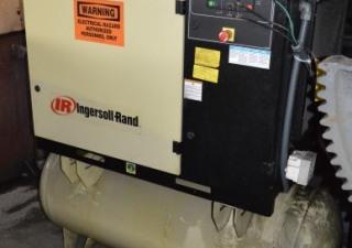 Ingersoll-Rand Horizontal Tank