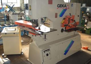 Geka Hydracrop CNC D