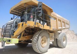 CAT 775F (2 units)