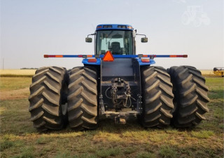 New Holland  TJ450