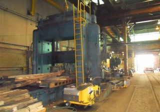 "Planer Mill 88"" X 300"" INGE"