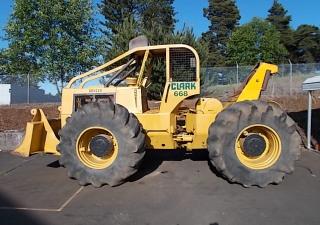 Clark Ranger 668