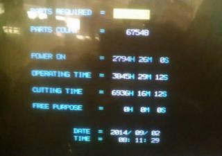Gleason Phoenix #200HG CNC Hypo