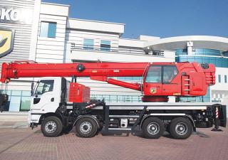 Mobile crane Hidrokon HK 120