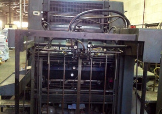 Heidelberg Speed Master 10