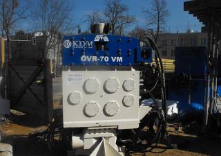 Used vibro hamm OVR 70 VM