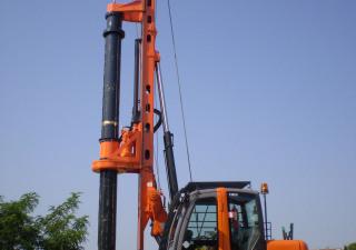 New piling / dr Tescar CF3
