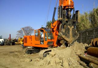 New piling / dr Tescar CF8 DW