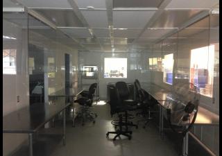 Cleanrooms West CRW Modular