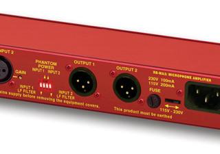 Sonifex Microphone Ampl