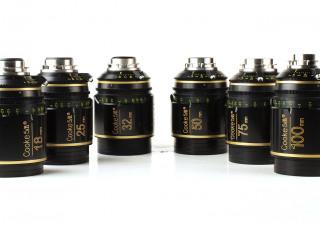 Cooke Optics Cooke 5i Lenses