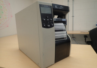 Zebra Xi Series 110Xi4 Thermal Barcode Label Printer