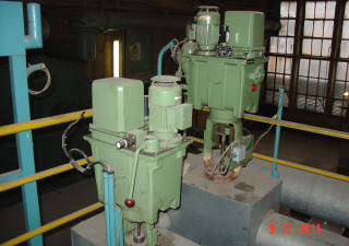 Siemens Hydraulic motor