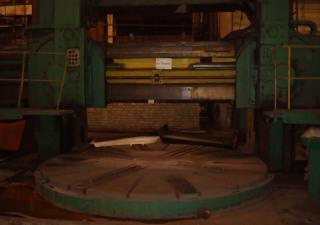 vertical lathe  Kolomna 1540F1