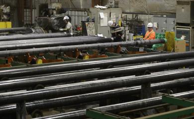 Steel Tube Manufacture
