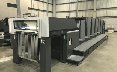 Heidelberg versus Komori? That is the Question!