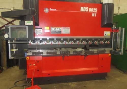 Used Amada HDS-8025NT for sale in Canada - Kitmondo