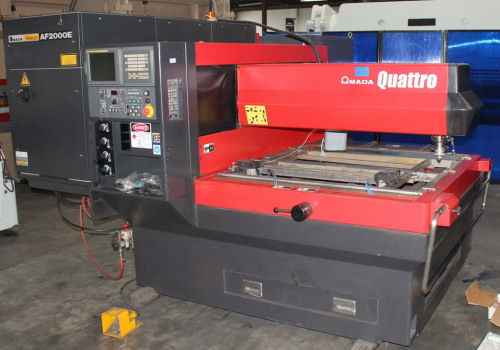 Used Amada Quattro for sale in USA - Kitmondo