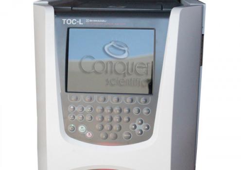 Used Shimadzu TOC-L Analyzer, for sale in USA - Kitmondo