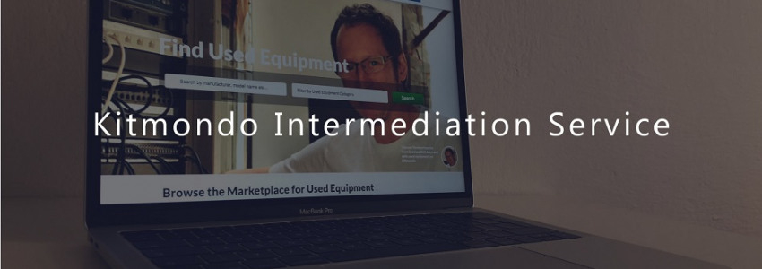 Announcing Kitmondo Intermediation Service