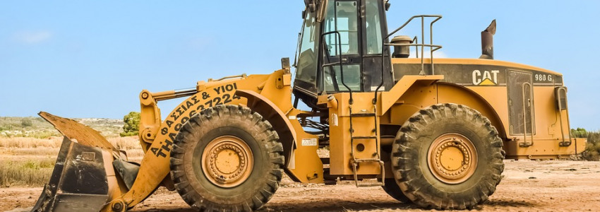 Category of Heavy Equipment Used in Construction