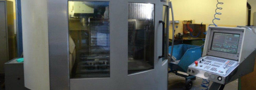 Loading and Shipping Machining Centers