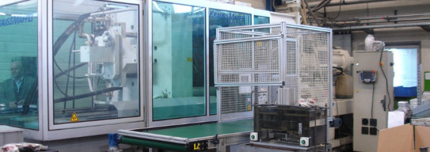 What to Consider When Purchasing a Used Injection Moulding Machine