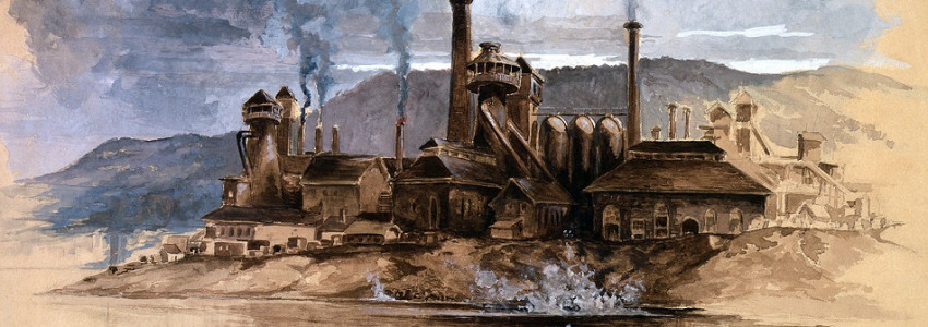 The Birth of The British Steel Industry