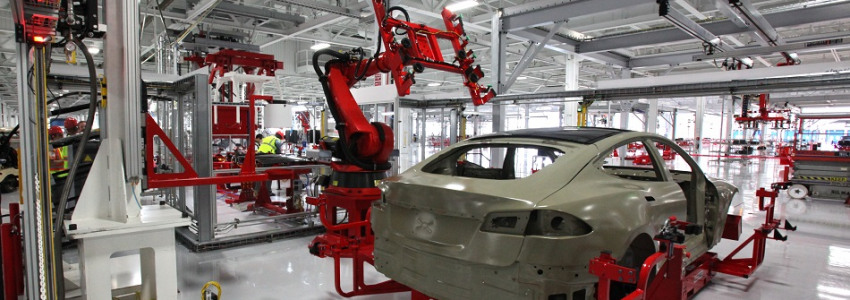 Die-Casting and Plastic Moulding in Motor Car Manufacturing