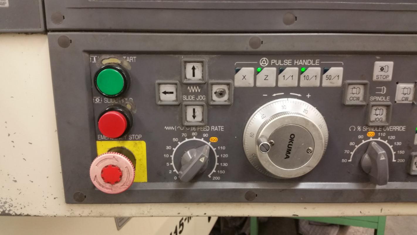 Used Okuma LU15-M for sale in USA - Kitmondo