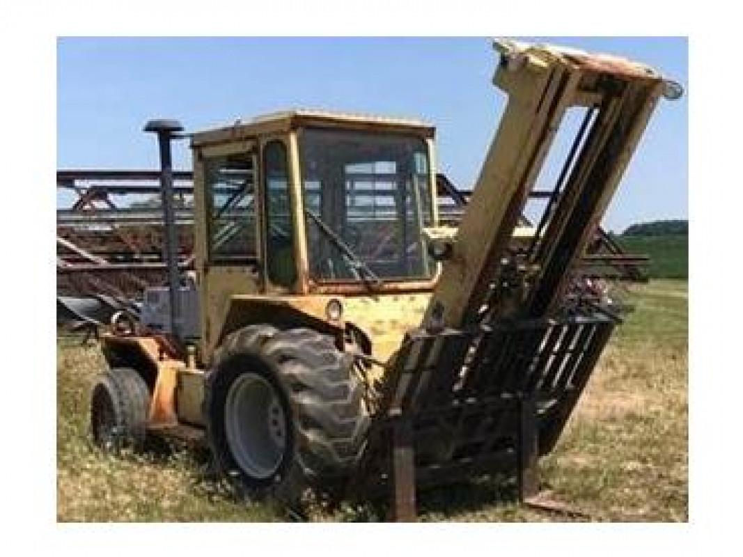 Used Manitou T802 for sale in USA - Kitmondo